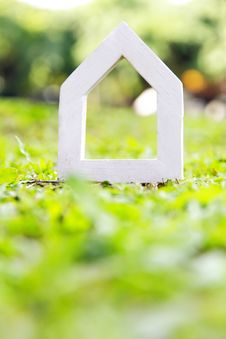 Free Icon House Stock Photo - 35800920
