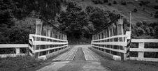 Free Country Bridge Stock Image - 35801431