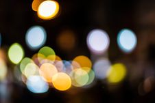 Free Bokeh Of Light Background. Stock Photography - 35802472
