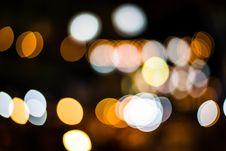 Free Bokeh Of Light Background. Royalty Free Stock Photo - 35802475