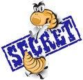 Free Worm Spy Stock Photos - 35815983