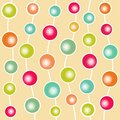 Free Funny Abstract Ball Seamless Pattern Royalty Free Stock Photos - 35816488