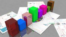Free Graphic Chart Stock Photo - 35814520