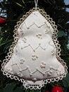 Free Christmas Tree Decoration Royalty Free Stock Image - 35825916