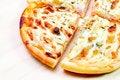 Free Hawaiian Pizza Stock Photography - 35828942