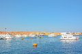 Free Yachts Coast Sharm-El-Shaikh Of Egypt Royalty Free Stock Photo - 35839955