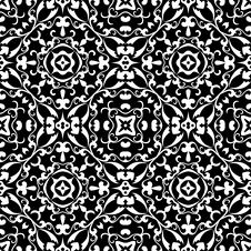 Free Swirly Pattern Royalty Free Stock Photography - 35836137