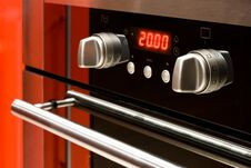 Free Modern Oven Royalty Free Stock Photos - 35836558