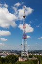 Free Telecommunication Tower Royalty Free Stock Photo - 35849645