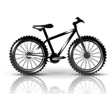 Free Vector Bike Royalty Free Stock Image - 35842386