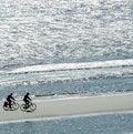 Free Beach Cycling Stock Image - 35853571
