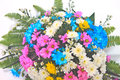 Free Beautiful Bouquet Of Bright Flowers Stock Photos - 35857383