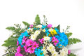 Free Beautiful Bouquet Of Bright Flowers Stock Photography - 35857512