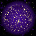 Free Christmas Dark Violet Ball Stock Image - 35857611