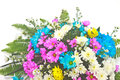 Free Beautiful Bouquet Of Bright Flowers Royalty Free Stock Images - 35857829