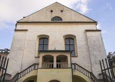 Free Old Synagogue Isaaka Royalty Free Stock Photos - 35851518