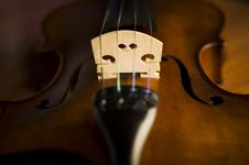 Free Time To Practice Violin Royalty Free Stock Images - 35853299