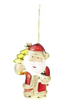 Free Hanging Santa Claus Stock Photos - 35853513