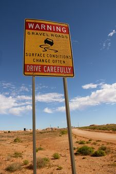 Free Outback Road Stock Photos - 35856123
