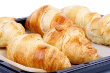 Free Croissants Stock Images - 35860374