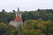 Free Castle Kokorin Stock Photos - 35863913