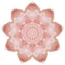 Free Romantic Vintage Lace Ornament Paper Texture Stock Photo - 35865340
