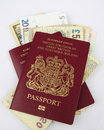 Free British Passports Stock Photos - 35876513