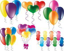Free Balloons Stock Photo - 35870470