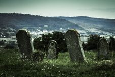 Free Old Tombstones Stock Photography - 35878162