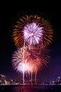 Free Fireworks International Fastival Stock Images - 35882724