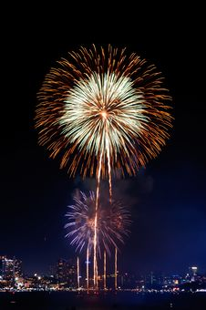 Free Fireworks International Fastival Stock Image - 35882661