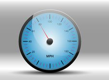 Free Speedometer Royalty Free Stock Images - 35888309