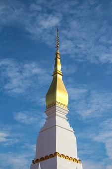 Phra That Choeng Chum Stock Photography