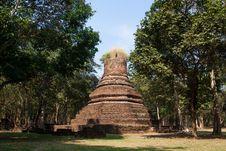 Free Pagoda Stock Image - 35893161