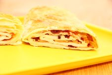 Free Strudel Royalty Free Stock Images - 35893179