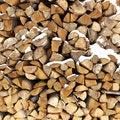 Free Woodpile Royalty Free Stock Image - 3594696