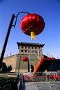 Free Red Lantern Royalty Free Stock Photography - 3597397