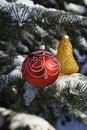 Free Christmas Tree Decoration 13 Stock Image - 3598011