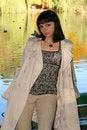 Free Autumn Woman 44 Stock Photography - 3598572