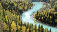 Free Moon River Stock Image - 3590111