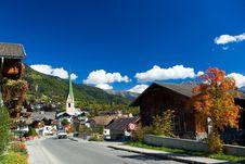 Free Village In Virgental Stock Photo - 3590260