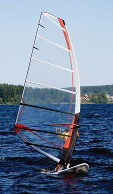 Free Windsurfer Stock Images - 3590374