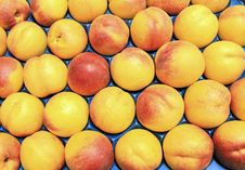 Free Bunch Of Peaches Stock Photography - 3591612