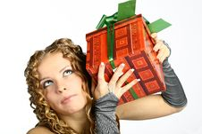 Free Gift Stock Images - 3593554