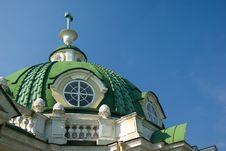 Grotto At Kuskovo Stock Photography