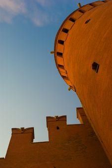 Free Kremlin Tower Royalty Free Stock Photo - 3594955