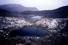 Free Lakes On The Mountain Royalty Free Stock Images - 3596459