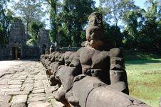 Free Preah Khan, Angkor, Cambodia Stock Image - 3596461