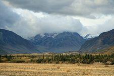 Free Alaskan Landscape Royalty Free Stock Images - 3596969