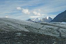 Free Alaskan Glacier Royalty Free Stock Image - 3597036